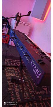 Stagepiano Yamaha CP40 zu verkaufen