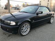 BMW 320 Ci Cabrio Klima
