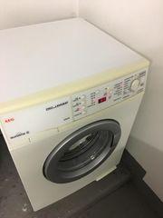 WOHNUNGSAUFLÖSUNG - Waschmaschine AEG Öko Lavamat