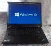 15 4 Lenovo ThinkPad-R61 mit