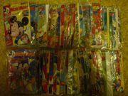 Mickey Maus Wochenhefte 1999 bis