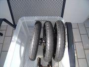 3 Rad-Kinderwagen-Buggy-Reifen