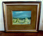 Schwalm Ölgemälde Gemälde Radierung Marburg