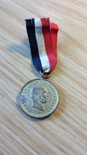 Medallie Orden am Band Deutsches