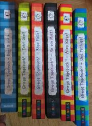 Gregs Tagebuch 6 Bücher