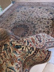 Orientteppich Perserteppicher Nain 4La 500x360