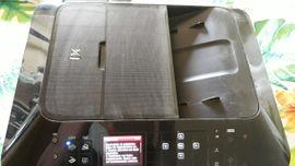 Tintenstrahldrucker - Drucker Canon 4 in eins-