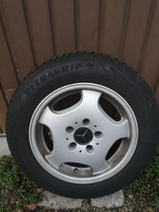 Winter Reifen für W 202