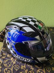 Motorrad Helm AGV Größe XS