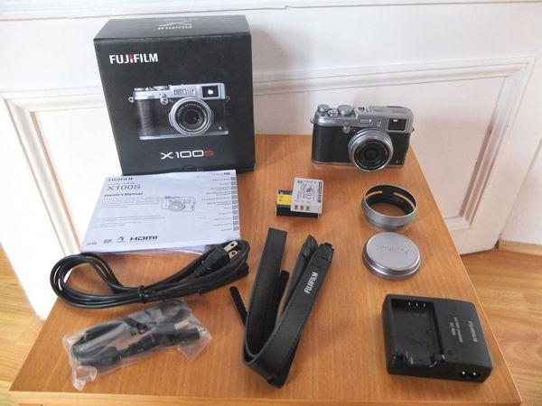 Fujifilm X100S X Series 16
