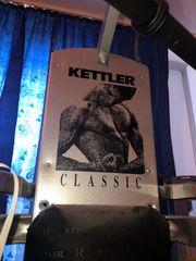 Kettler Hantelbank Classic