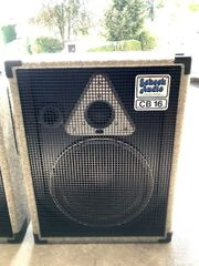 2 Lautsprecherboxen - Passiv - Scheck Audio
