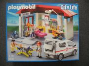 PLAYMOBIL 5012 in OVP - Ambulanz