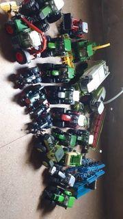 Siku Traktoren Sammlung