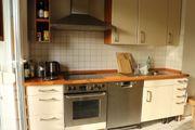 Nolte Einbauküche mit Elektrogeräten