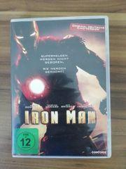 Ironman DVD