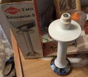 Krups - 3-Mix Schneidestab-S - Zubehör - Mixer