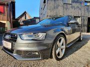 Audi A4 Avant QUATTRO BLACK