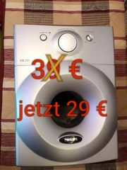 Philips Subwoofer aktiv FB 201