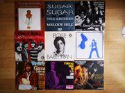 Vinyl Singles Schallplatten