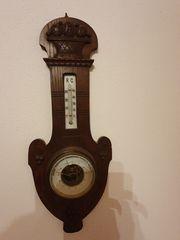 antikes Baro- Thermometer