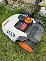 Mähroboter WORX Landroid WR106SI für