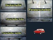 PKW-Fensterscheiben für Daihatsu Cuore