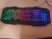 Maus und Tastatur LED