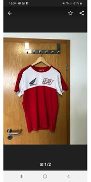 Honda Shirt Marquez rot Gr