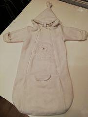 Babykleidung Winteranzug Gr 56