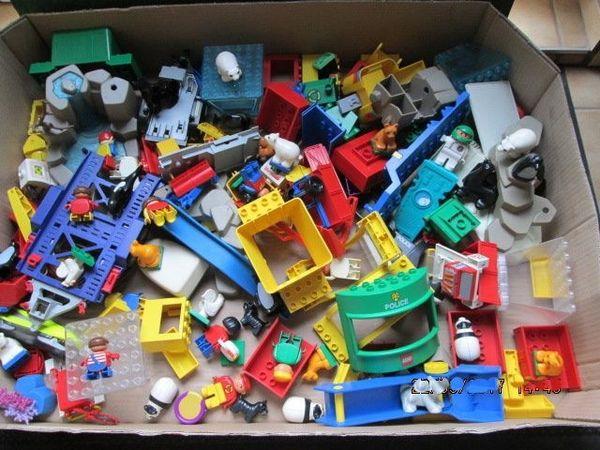 Duplo Lego Playmobil Konvolut Figuren
