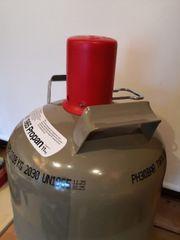 Gasflasche 11 KG voll Propan