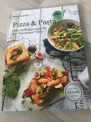 Pizza und Pasta Thermomix Kochbuch