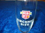 2 Biergläser Brauerei Kirchner Leonberg