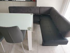Bild 4 - Esstisch mit Eckbank - Mühlacker