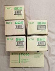 Kyocer TN-60 Drucker Toner Patronen