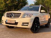 Mercedes GLK 220 CDI 4matic