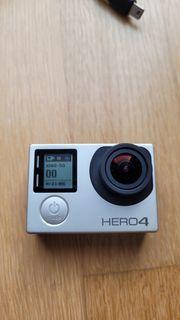 GoPro Hero4 silver Adventure plus