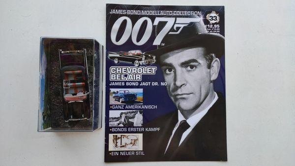 James Bond Car Collection Nr 33