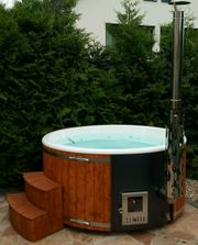 Hot Tub Whirlpool GFK Badezuber