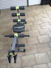 Wonder Core 2 kompaktes Fitnessgerät