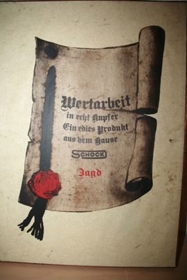 Bild 4 - 3 Kupferbilder aus dem Hause - Bad Dürkheim