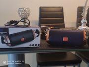 tragbarer Lautsprecher mit Bluetooth
