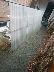 Vordach Regenschutz