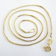 Halskette Gold 333er Venezianer Stärke