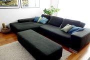 Lounge-Wohnlandschaft Ewald Schillig Topaz Eck-Sofa