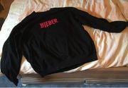 Langer Pullover Justin Biber