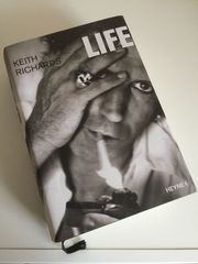 Keith Richards Life -neuwertig-
