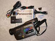 Videokamera Panasonic SX50 Super VHS
