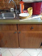 Eine Einbau Küche zu Verschenken
